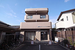 奈良県奈良市北袋町の賃貸マンションの外観