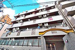 アベノ池田マンション[1階]の外観