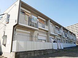 アイケイハイツ高井田[2階]の外観