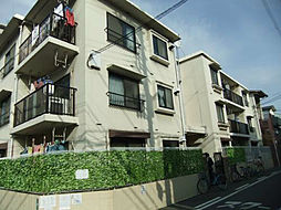 大阪府大阪市住之江区西住之江2丁目の賃貸マンションの外観