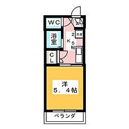 コトヅカ3[2階]の間取り