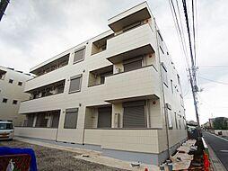 千葉県鎌ケ谷市道野辺中央4丁目の賃貸マンションの外観