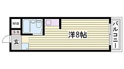 摂津本山駅 3.0万円