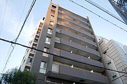 グランガーデン足代新町[3階]の外観