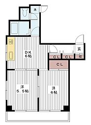 八千代TKビルII[403号室]の外観