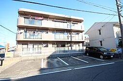 愛知県名古屋市中川区かの里1丁目の賃貸マンションの外観