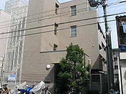 リバーサイド高野[1階]の外観