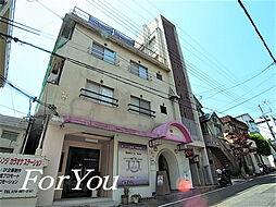 兵庫県神戸市灘区八幡町4丁目の賃貸マンションの外観