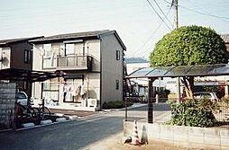 神奈川県平塚市東真土4丁目の賃貸アパートの外観
