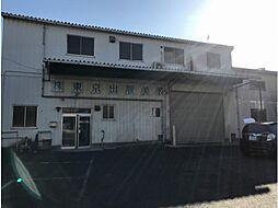 足立区花畑7丁目貸倉庫