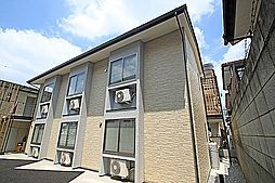 埼玉県さいたま市中央区上落合9丁目の賃貸アパートの外観