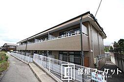 愛知県豊田市大林町2丁目の賃貸アパートの外観