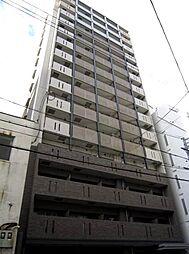 大阪府大阪市西区京町堀2丁目の賃貸マンションの外観