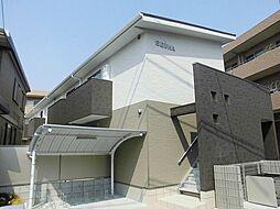 大阪府東大阪市足代南2丁目の賃貸アパートの外観