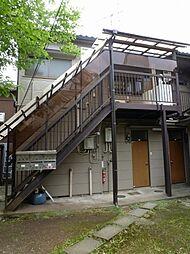 川島ハウス[101号室]の外観