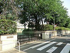 品川区立富士見台中学校