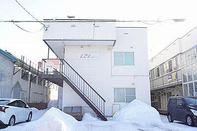 外観,1DK,面積28.89m2,賃料3.0万円,バス 1-20下車 徒歩2分,,北海道旭川市一条通21丁目