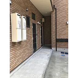ヒルコート六浦[1階]の外観