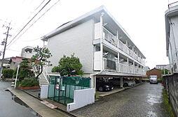 愛知県名古屋市千種区城木町1丁目の賃貸アパートの外観