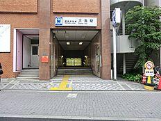 駅 東京都交通局「大島」駅・1120