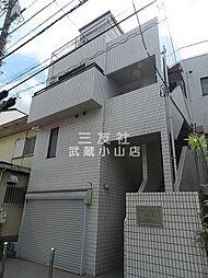 ファーストヒルズY・M・K[2階]の外観