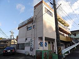 勢田ハイツ[1階]の外観