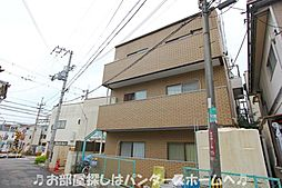 大阪府枚方市南中振1丁目の賃貸マンションの外観