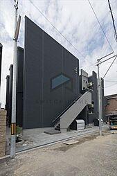 プラムハウス[1階]の外観