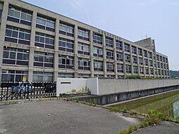 竜山中学校まで...