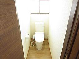 トイレは新品リ...