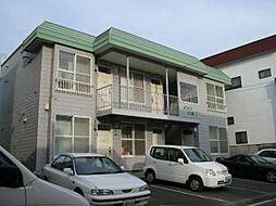 北海道札幌市東区北十一条東10丁目の賃貸アパートの外観