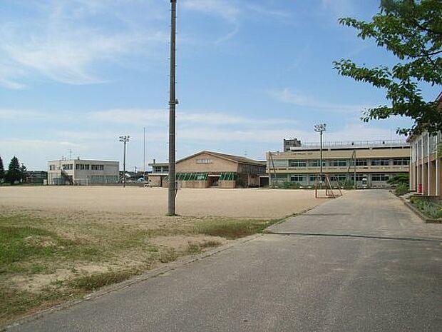 【小学校】富山市立藤ノ木小学校まで1112m
