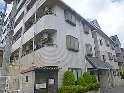 ハイツロフティー[4階]の外観