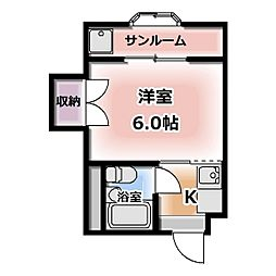 新清洲駅 2.6万円