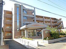 滋賀県栗東市苅原の賃貸マンションの外観
