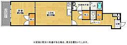メルヘン212階Fの間取り画像