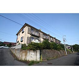 神奈川県厚木市鳶尾4丁目の賃貸アパートの外観