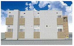宮城県仙台市宮城野区原町5丁目の賃貸アパートの外観