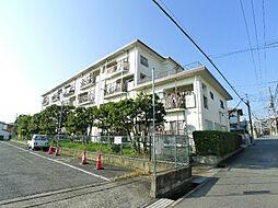 霞ヶ丘マンション[2階]の外観