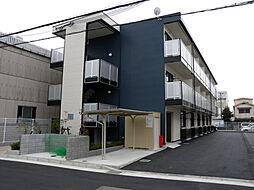 兵庫県尼崎市下坂部3丁目の賃貸マンションの外観