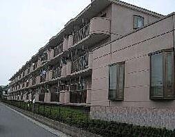 ランドロードU A棟[3階]の外観