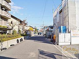 大阪府大阪市住吉区苅田1丁目の賃貸アパートの外観