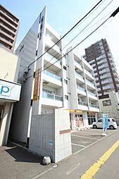 北海道札幌市中央区北四条西24丁目の賃貸マンションの外観