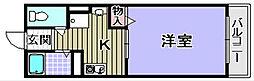 コートデール[1階]の間取り
