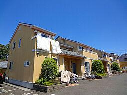 滋賀県守山市今宿1丁目の賃貸アパートの外観