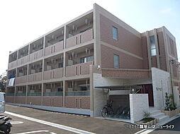 大阪府東大阪市若江東町2丁目の賃貸マンションの外観
