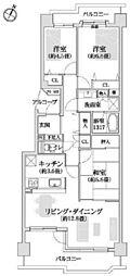パークシティ新川崎・東3番街