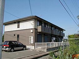 ハイカムール坂井[203号室]の外観