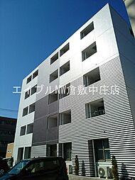 JR山陽本線 新倉敷駅 徒歩5分の賃貸マンション