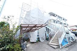 愛知県名古屋市天白区向が丘1丁目の賃貸アパートの外観